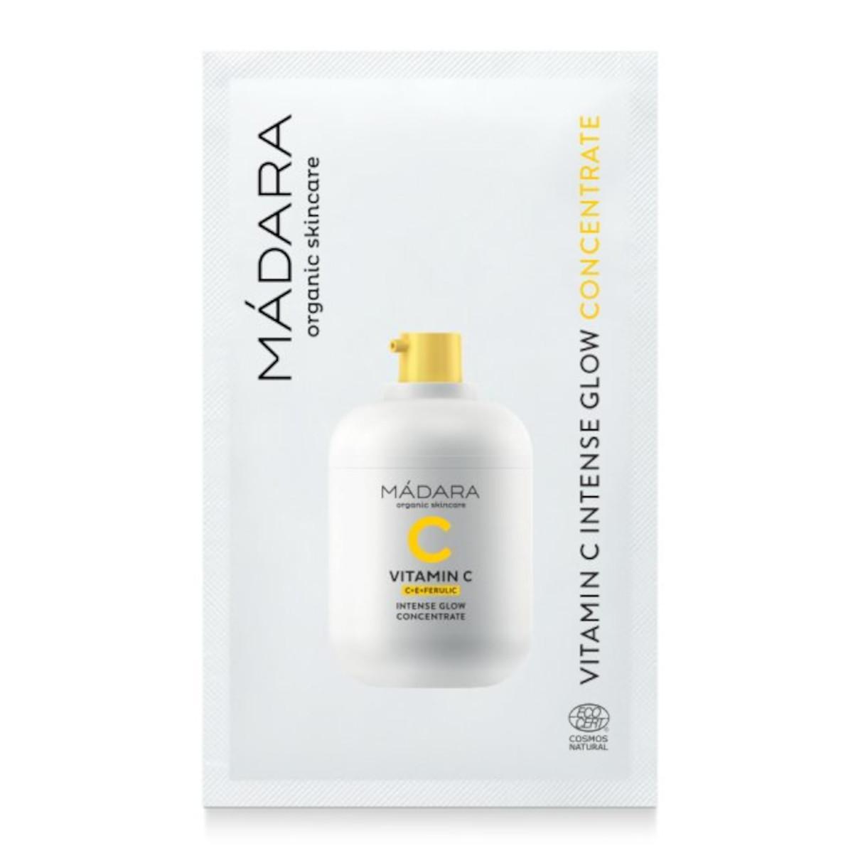 MÁDARA Vitamin C Intense Glow Concentrate 2 ml