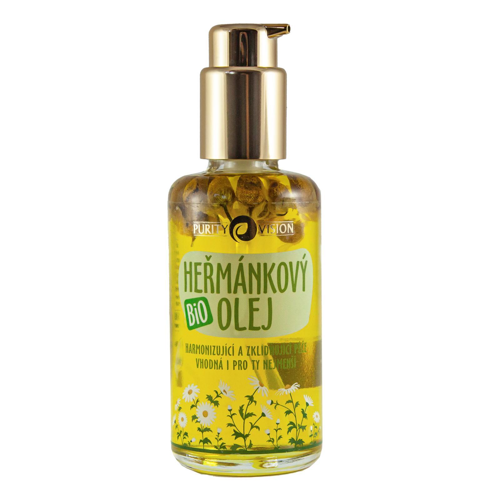 Purity Vision Bio Heřmánkový olej 100 ml