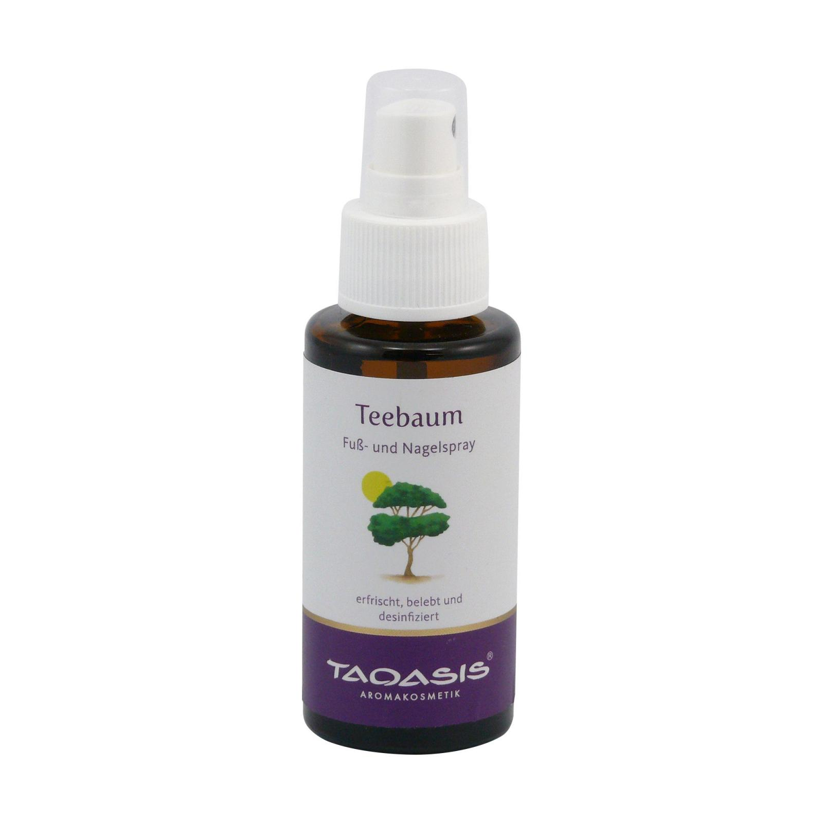 Taoasis Sprej na nohy s tea tree 50 ml