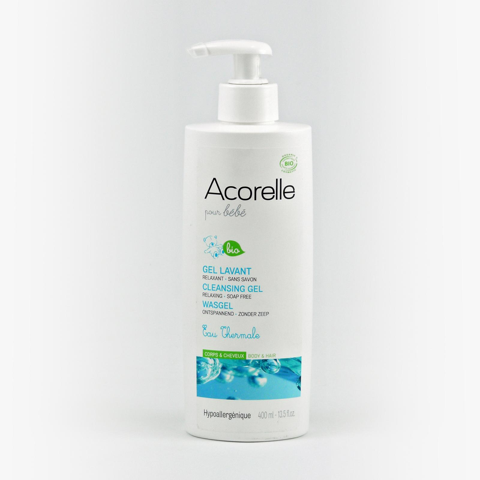 Acorelle Dětský mycí gel 400 ml
