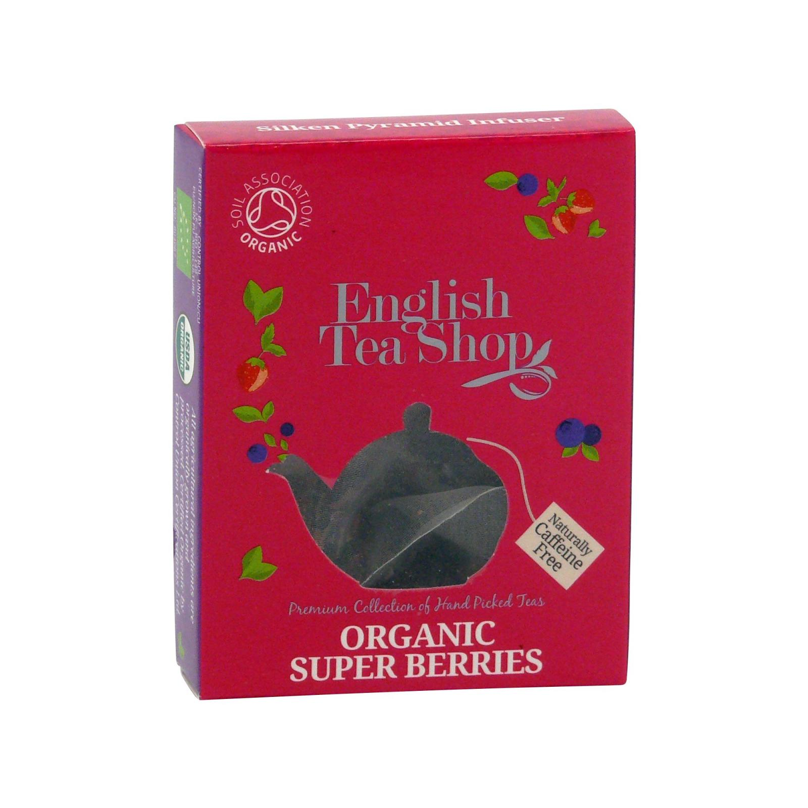 English Tea Shop Super ovocný čaj 1 ks, 9 g
