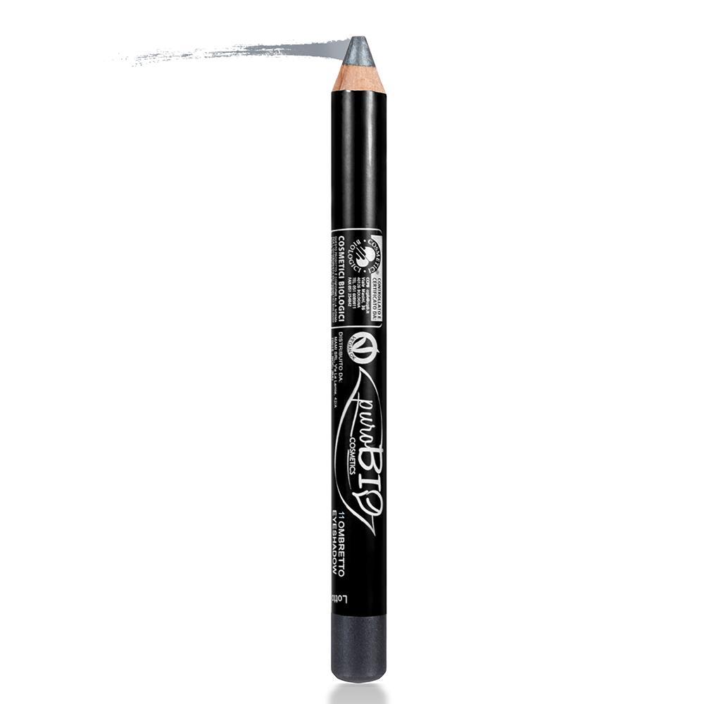 puroBIO cosmetics Oční stíny v tužce 11 Gray 2,3 g