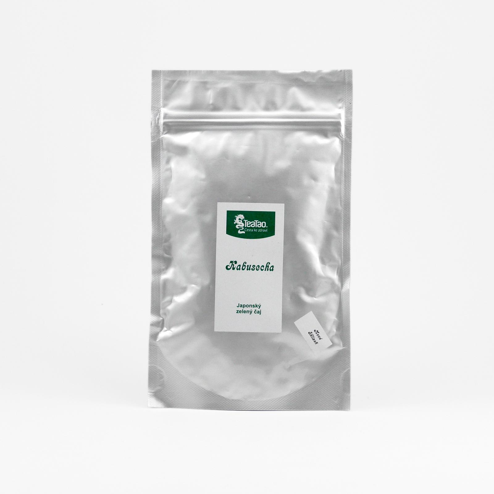 TeaTao Zelený čaj Kabusecha 50 g