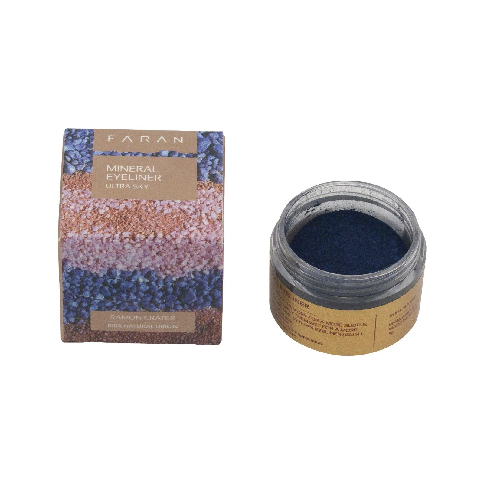 Faran Minerální oční linky, Ultra Sky Eyeliner 3 g, 15 ml
