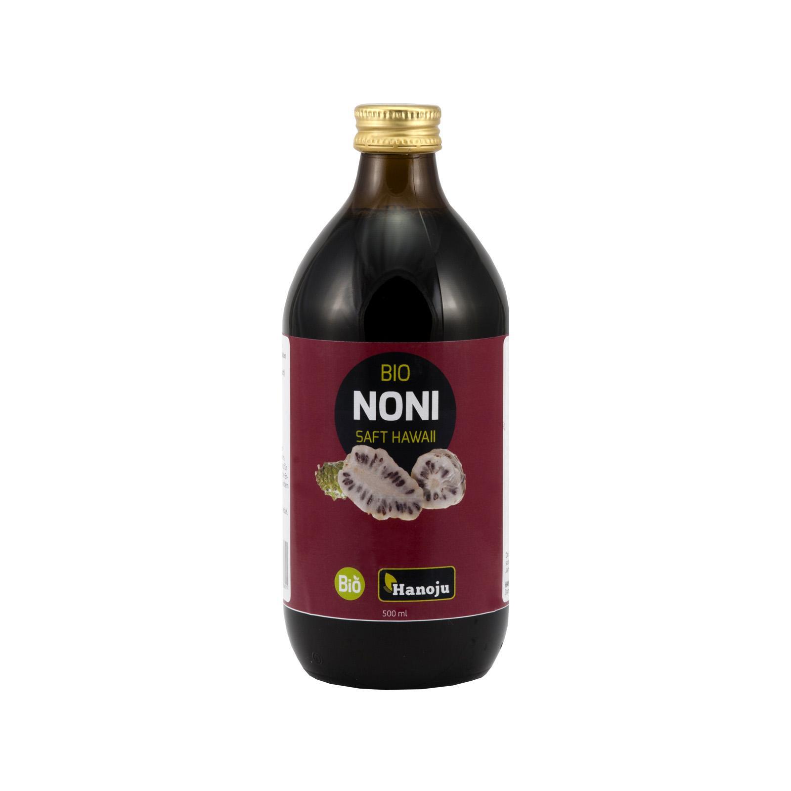 Hanoju Noni 100% šťáva 500 ml