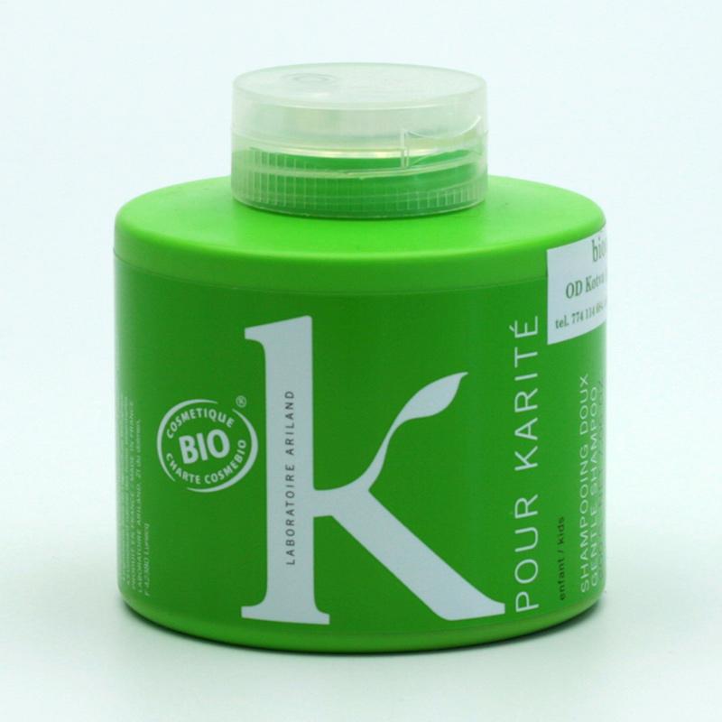 K pour Karité xxxVýprodej Šampon jemný dětský, K pour Karité 200 ml