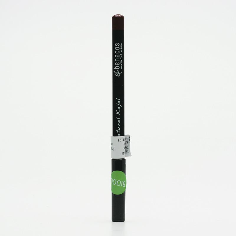 Benecos Tužka na oči hnědá 1,13 g