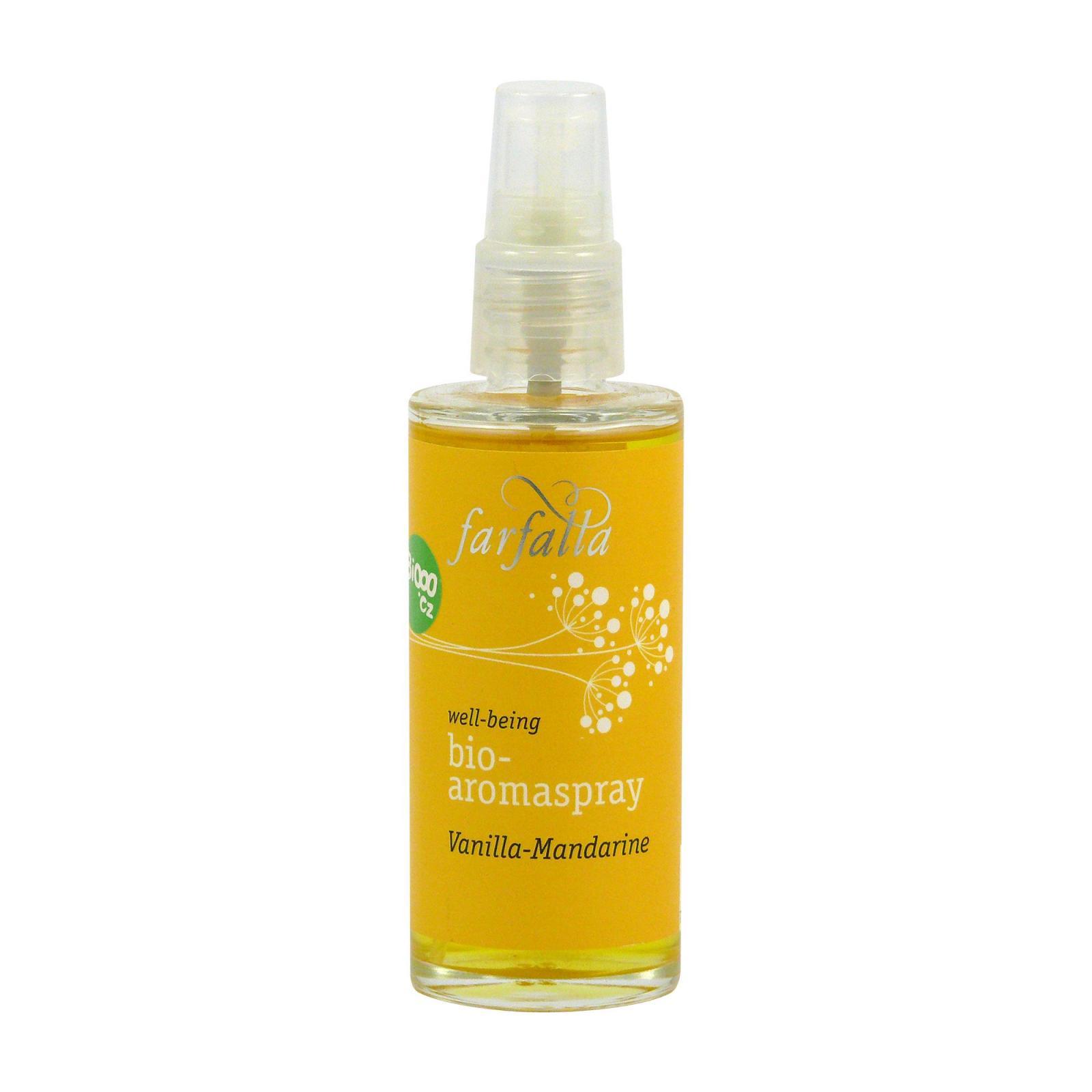 Farfalla Pokojový sprej Vanilla Mandarine 80 ml
