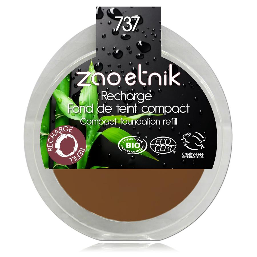 ZAO Kompaktní make-up 737 Bronze 6 g náplň