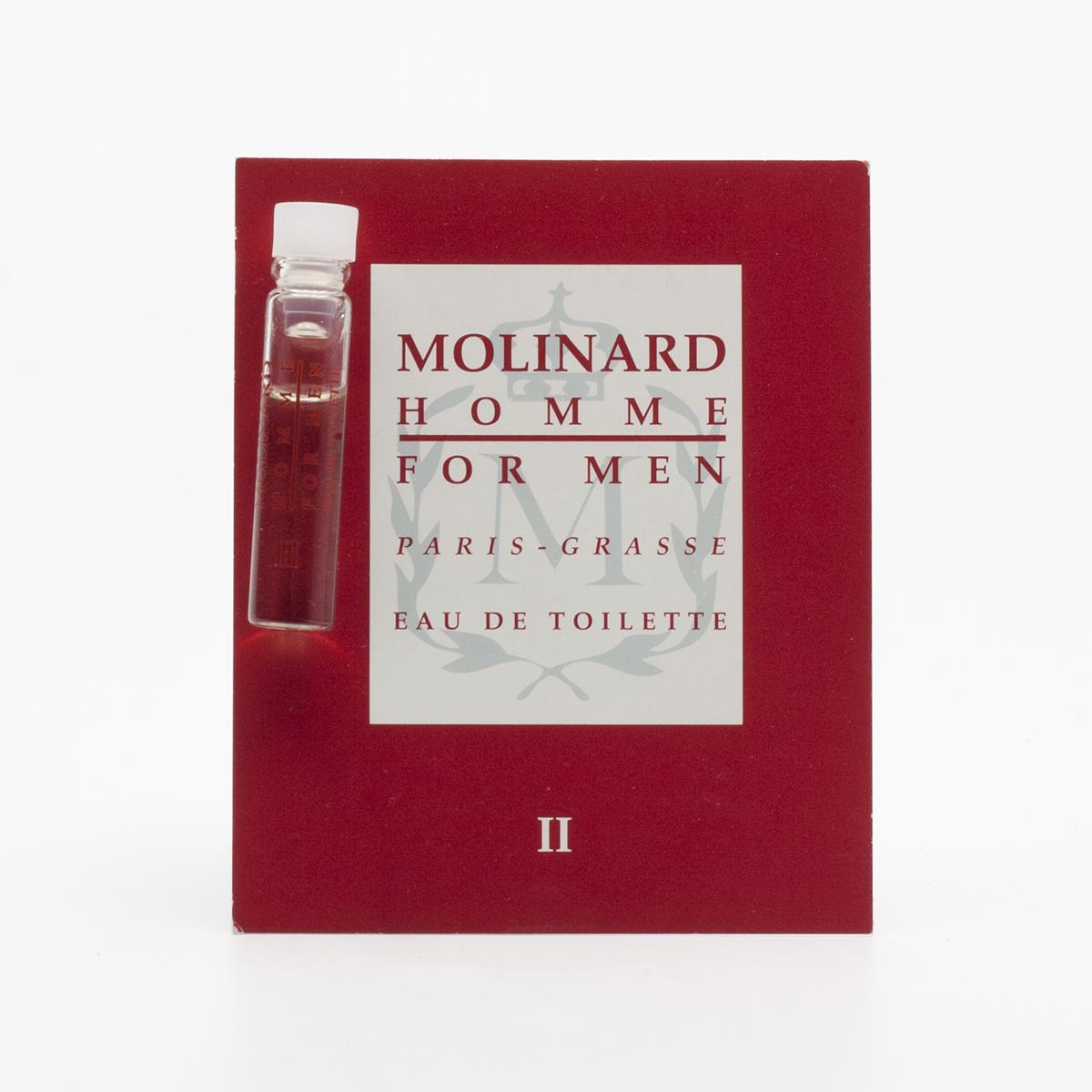 Molinard Toaletní voda Homme II 1 ml