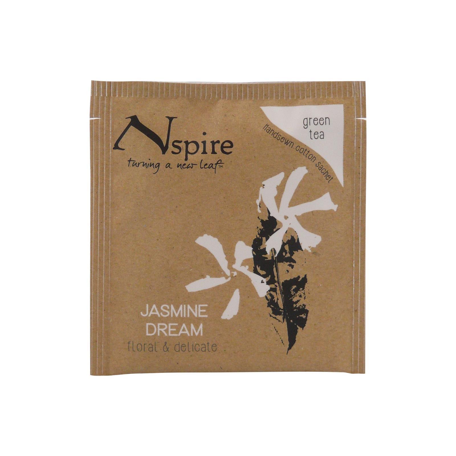 Numi Organic Tea Zelený čaj Jasmine Dream, Nspire Tea 2,8 g, 1 ks