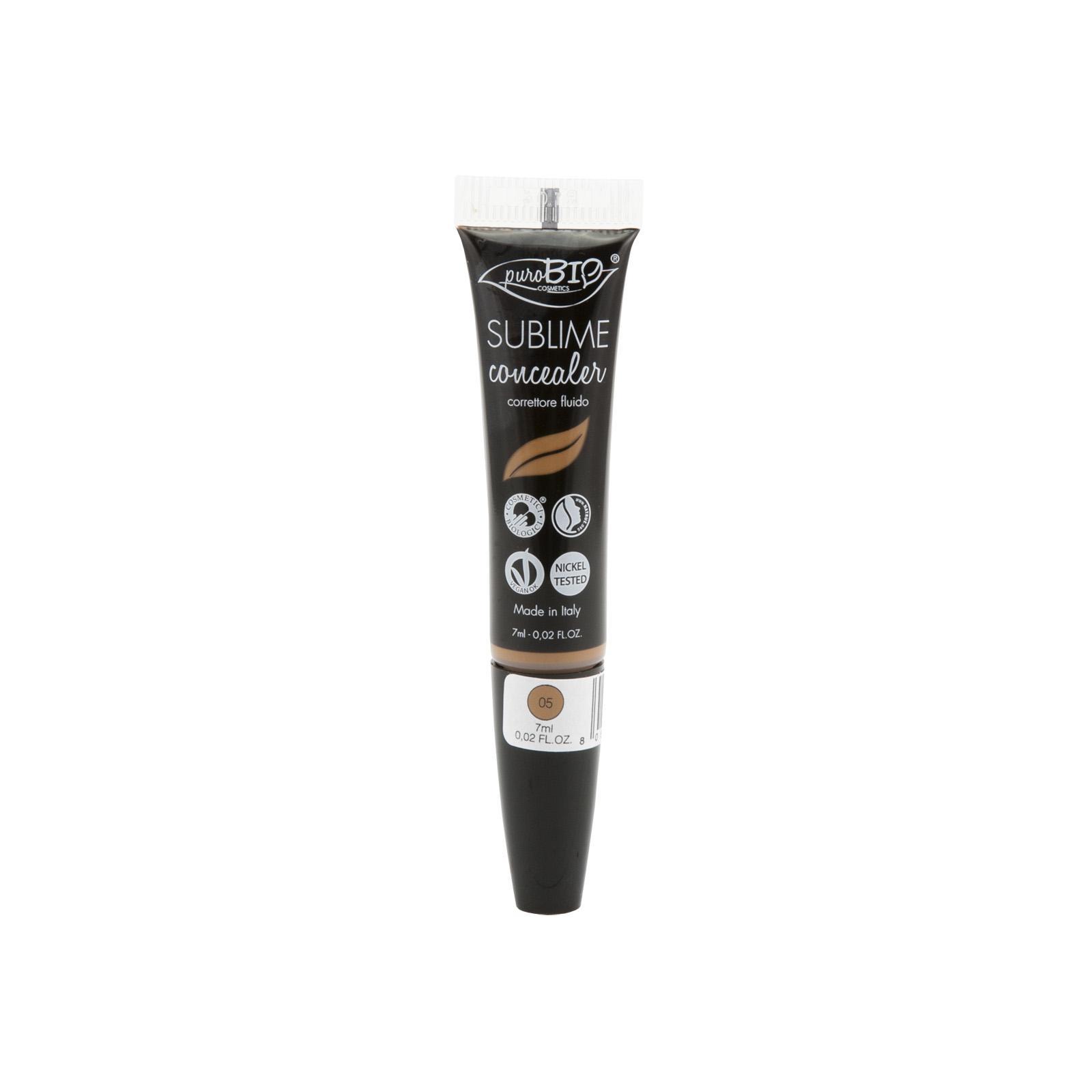puroBIO cosmetics Korektor tekutý 05 7 ml
