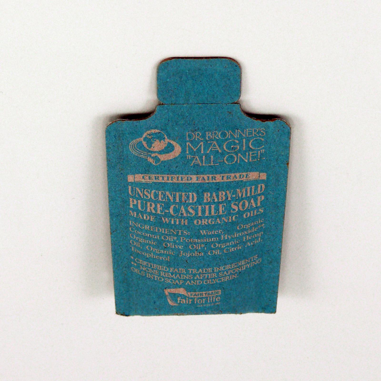 Dr. Bronner´s Tekuté universální mýdlo ALL-ONE!, Baby-Mild 10 ml