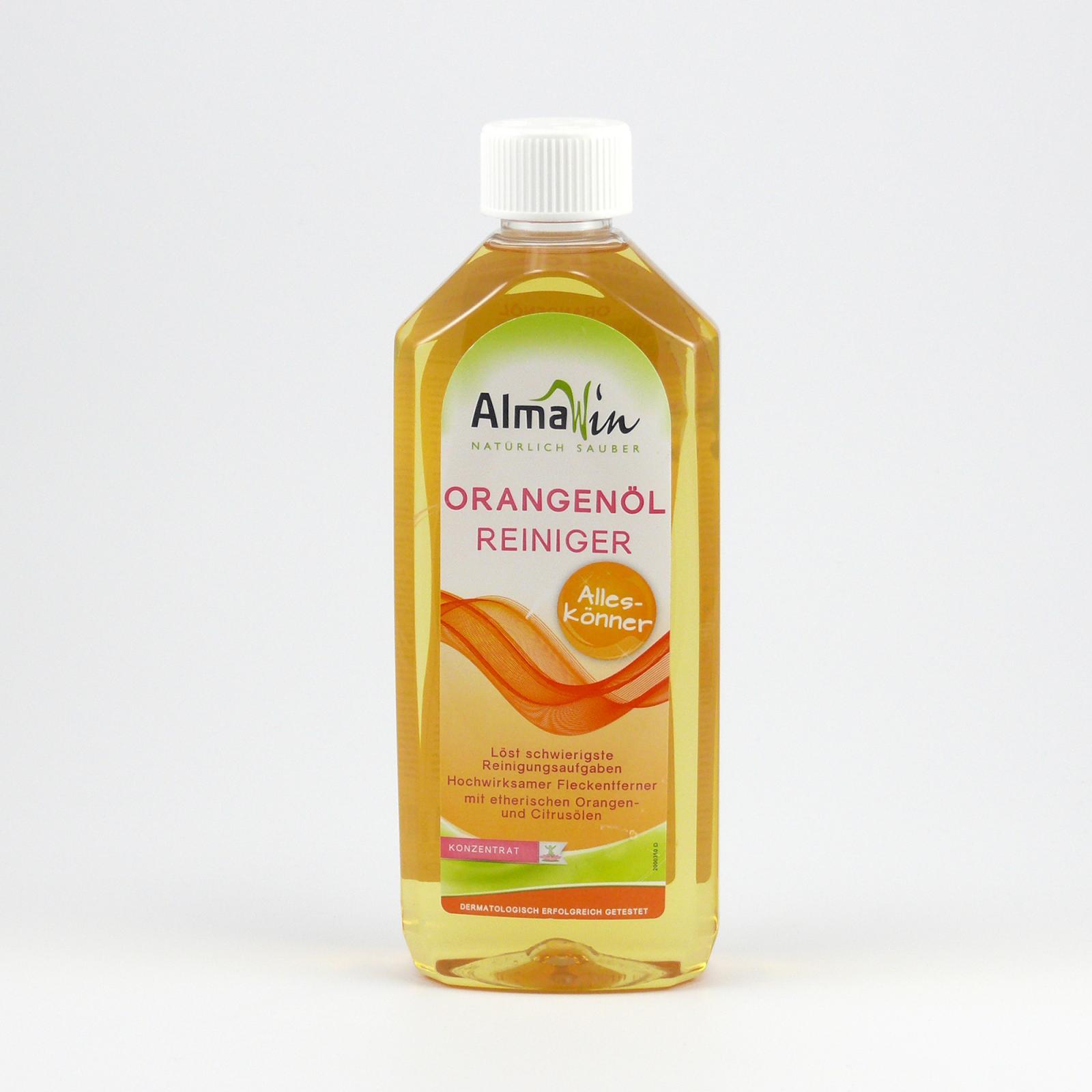 AlmaWin Čistič univerzální, pomerančový 500 ml