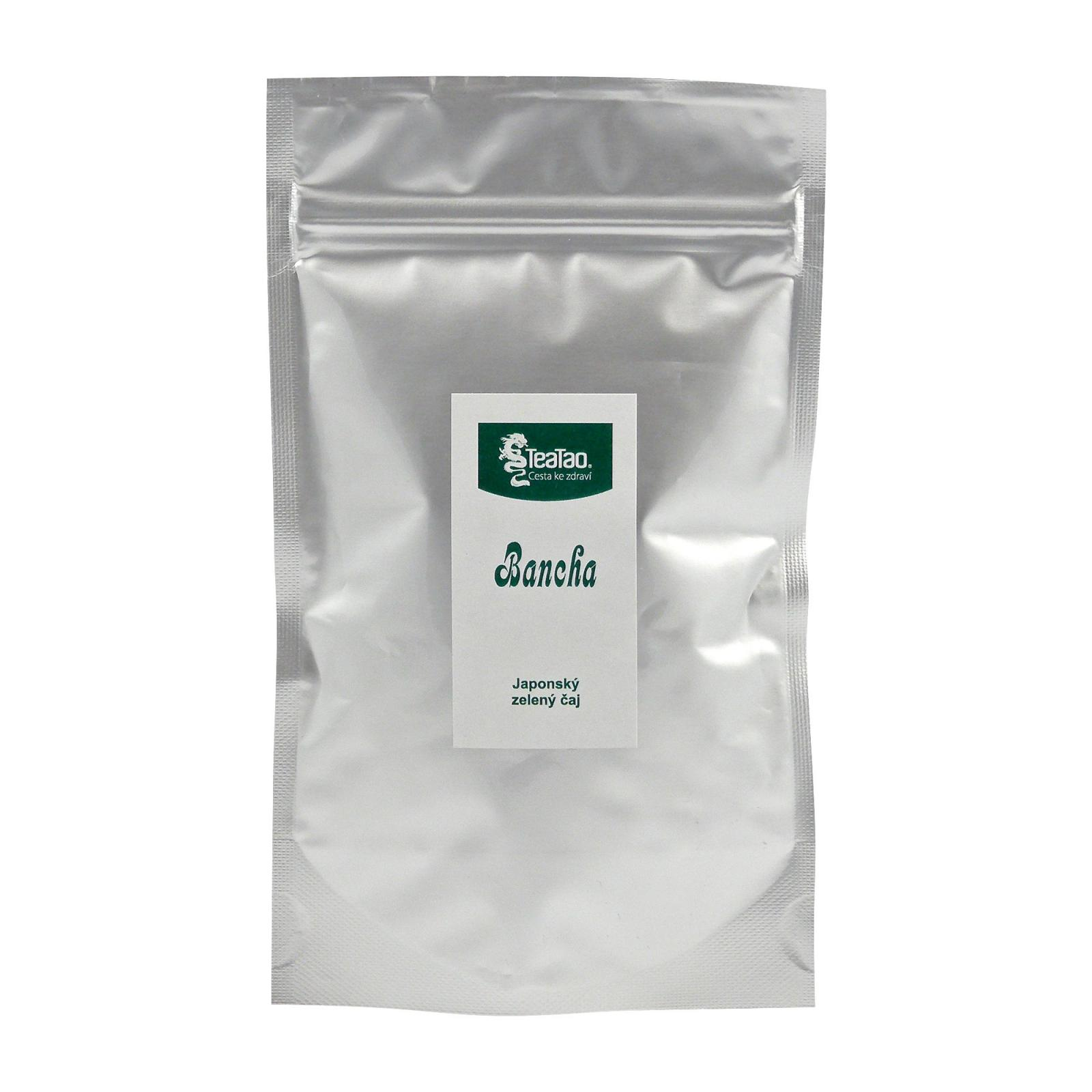 TeaTao Zelený čaj Bancha 50 g