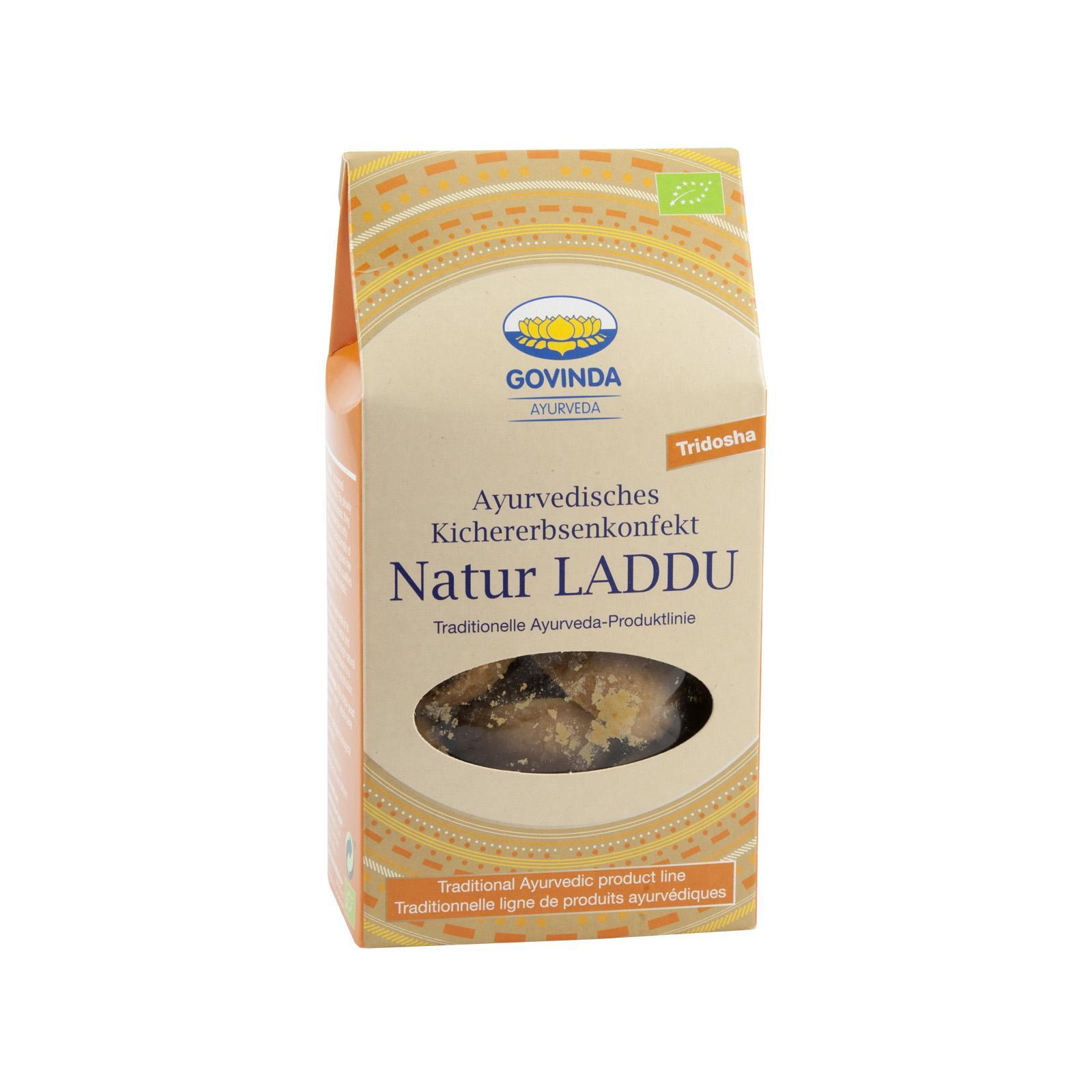 Govinda Ajurvédské cukroví Laddu, Tridosha 120 g