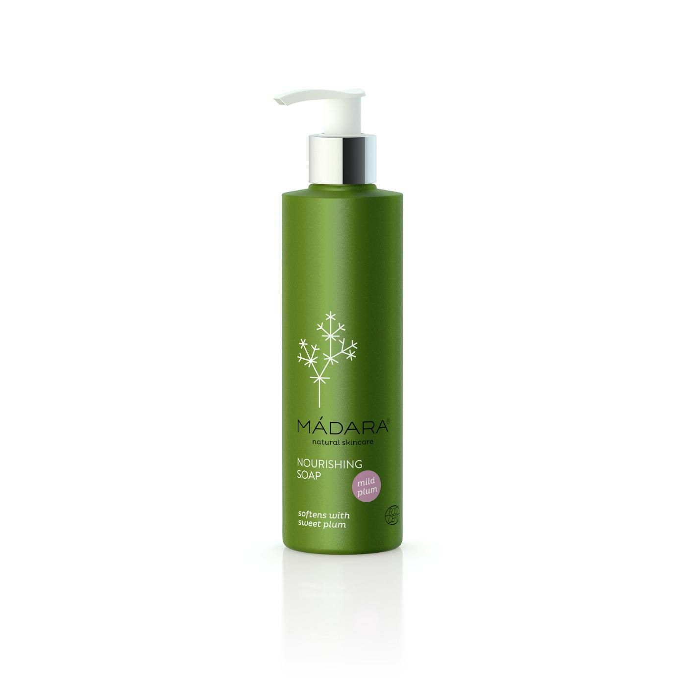 Mádara Vyživující sprchový gel 250 ml