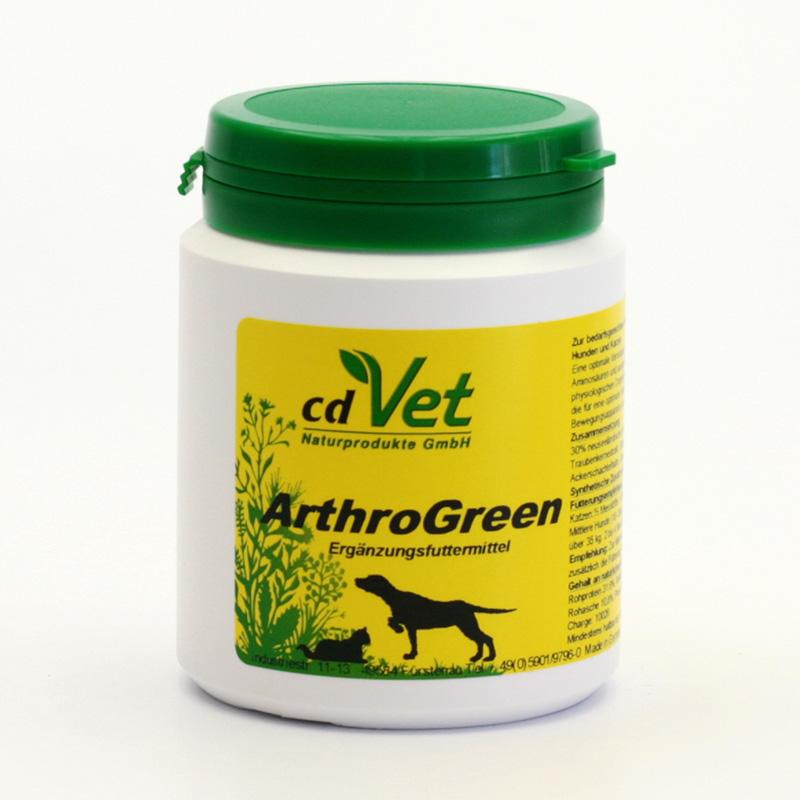 CdVet Kloubní výživa z mušle a bylin pro psy 165 g