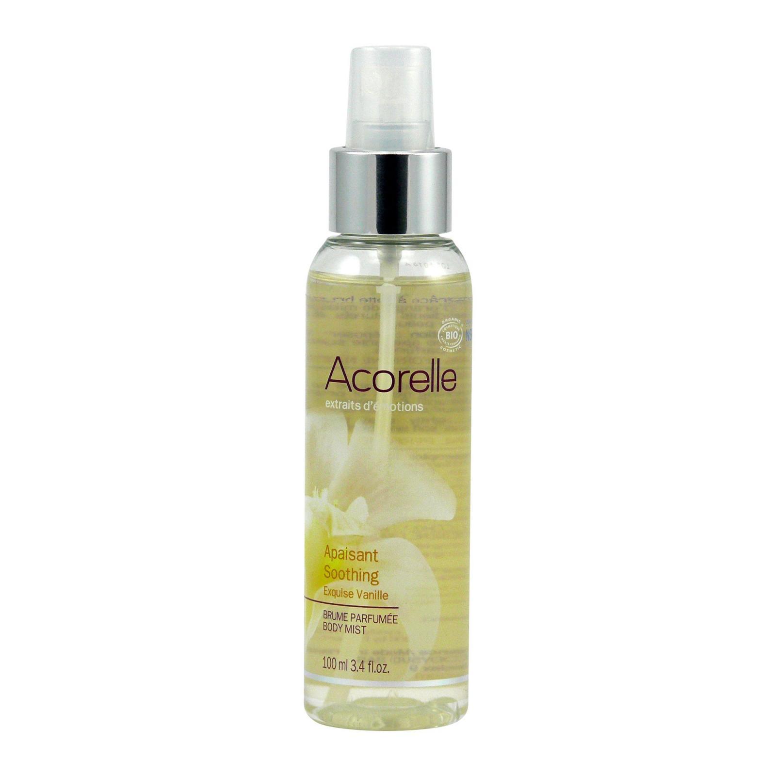 Acorelle Tělový sprej Vanilka 100 ml