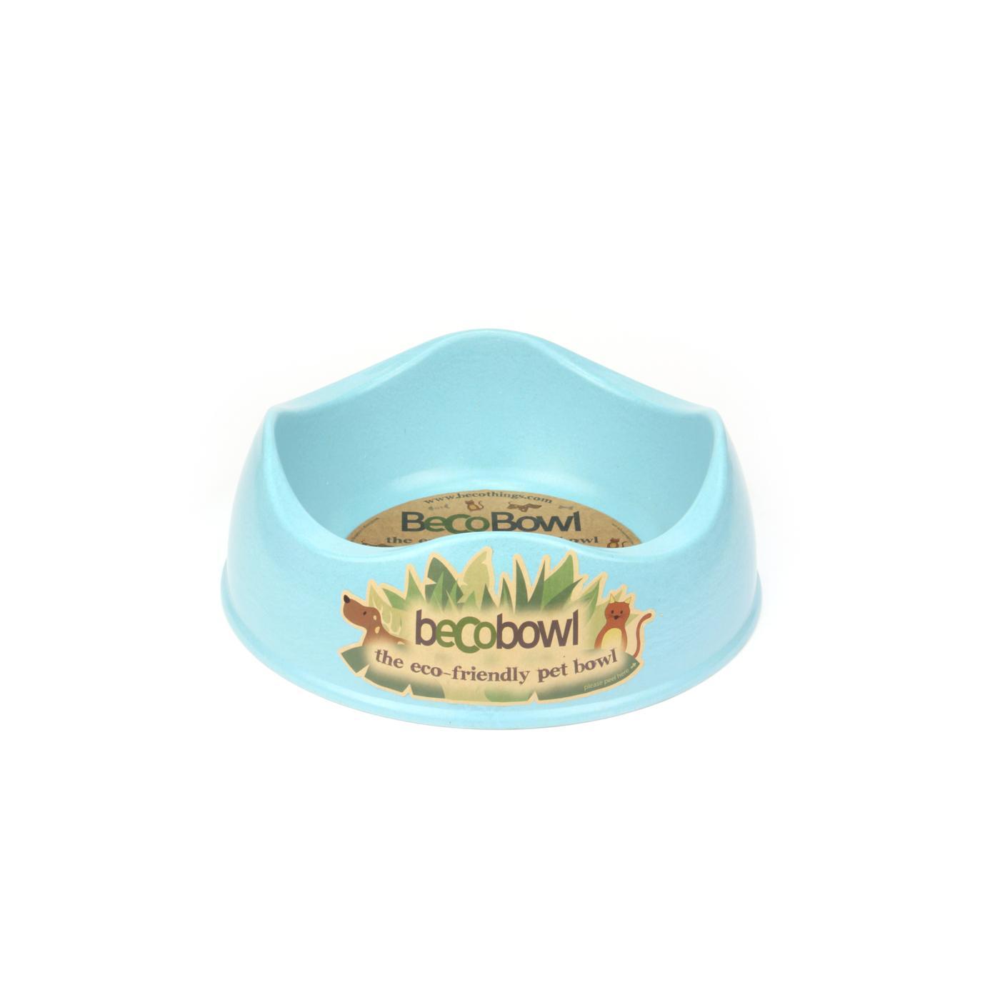 Beco Pets Beco Bowl Medium 1 ks, modrá