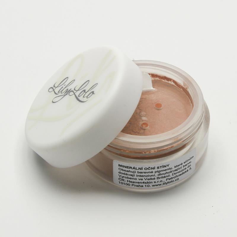 Lily Lolo Mineral Cosmetics Minerální oční stíny Brown Sugar 2,5 g