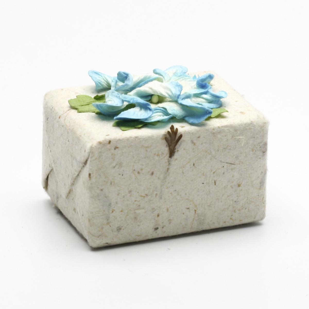 Pure Fiji Kokosové mýdlo v ručním papíře, zázvor 50 g