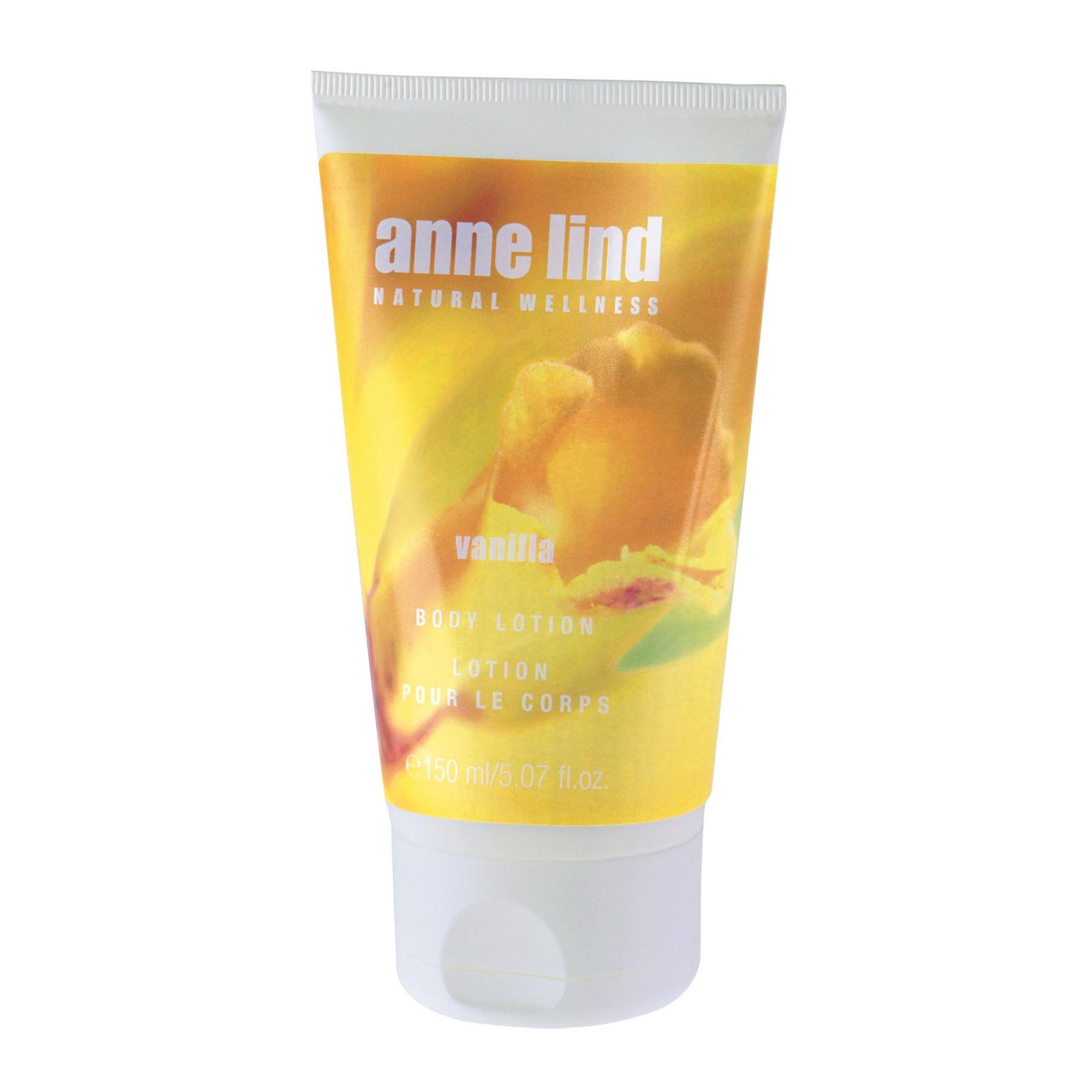Annemarie Borlind Tělové mléko vanilka 150 ml