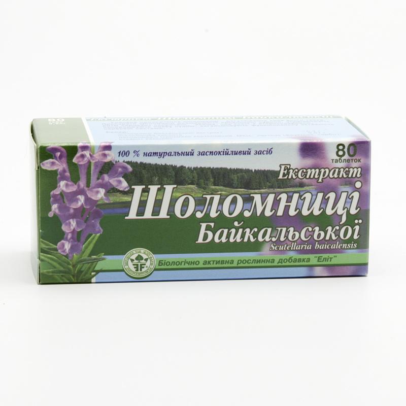 TML Šišák bajkalský 40 ks, 10 g