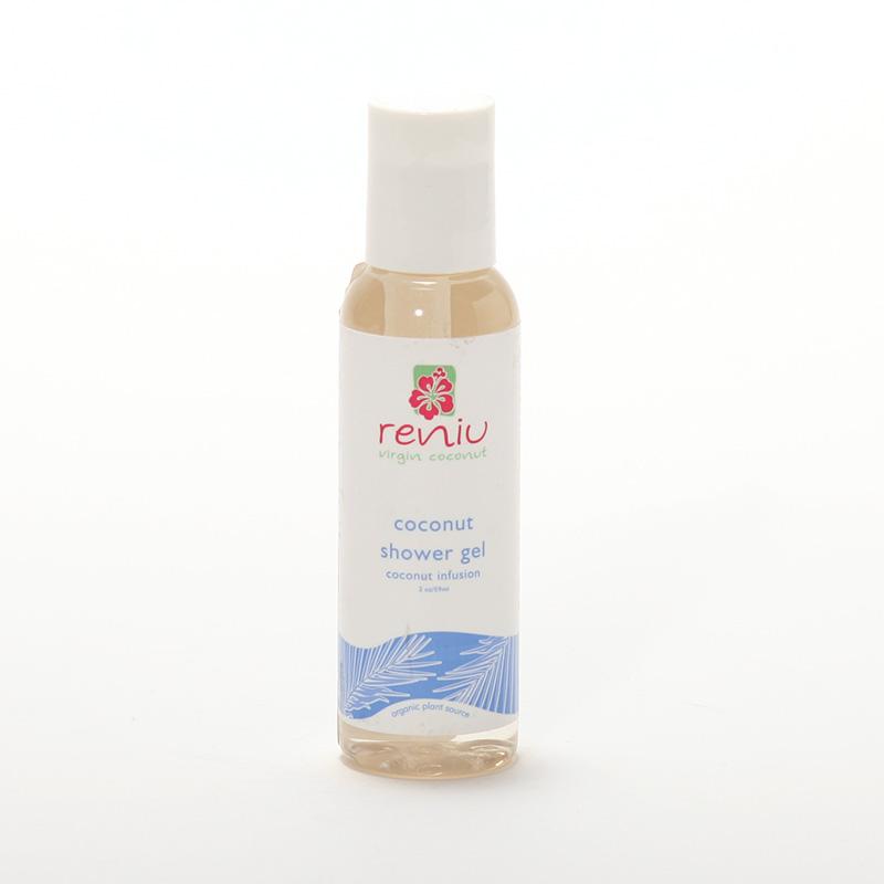 Reniu Fiji Sprchový gel z kokosového mléka, kokos 59 ml