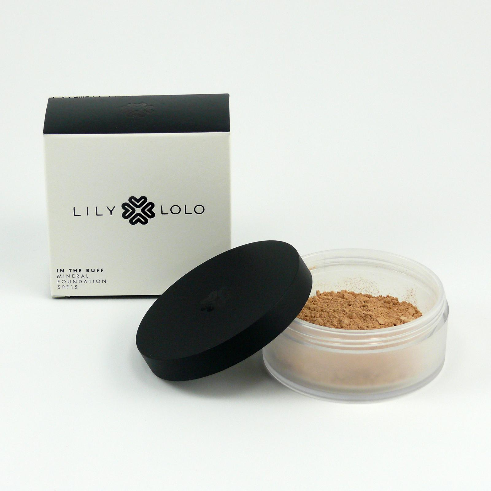 Lily Lolo Mineral Cosmetics Minerální make-up In The Buff 10 g