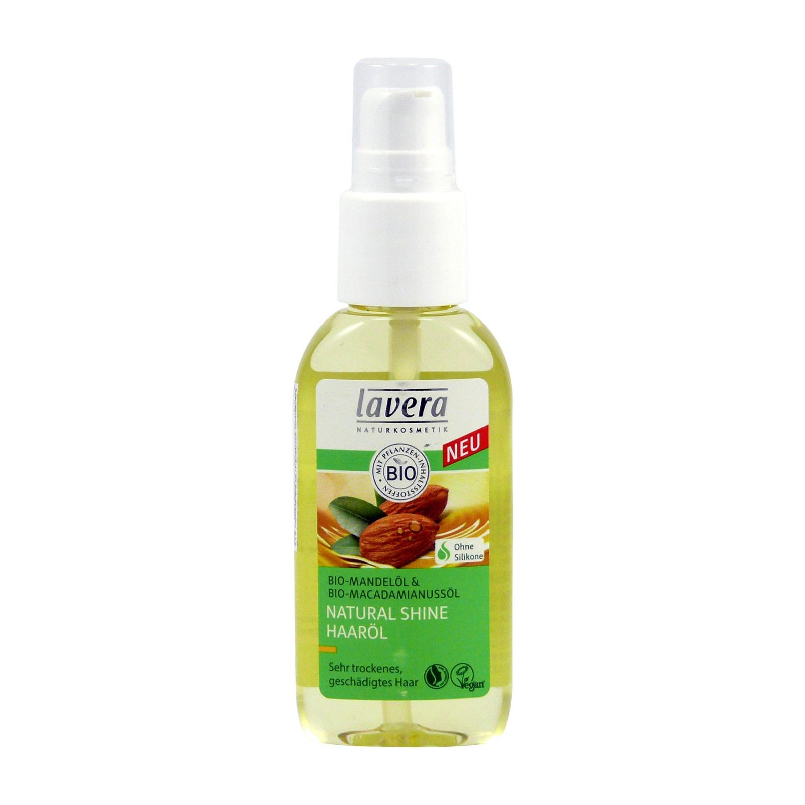 Lavera Vlasový olej pro přirozený lesk, Hair Pro 50 ml