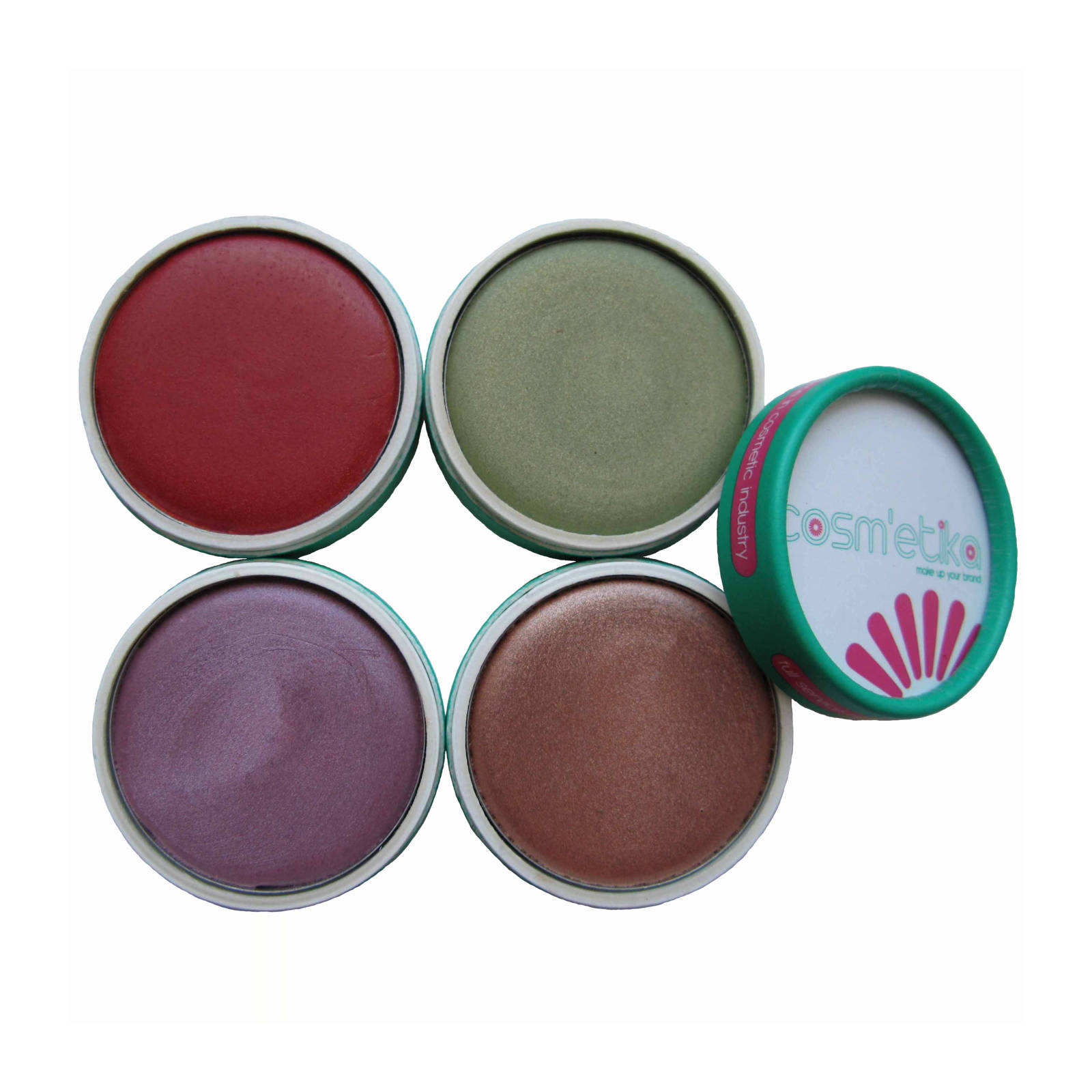 Cosm´etika Krémové stíny 01 3 g