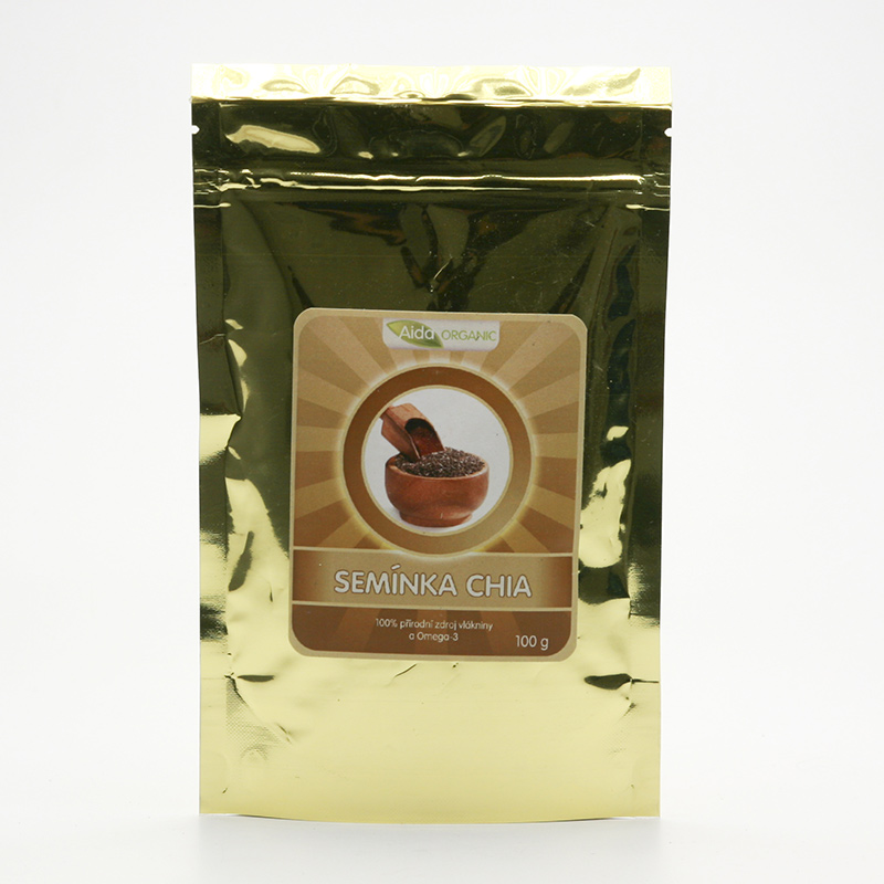 Aida Organic Chia semínka 100 g