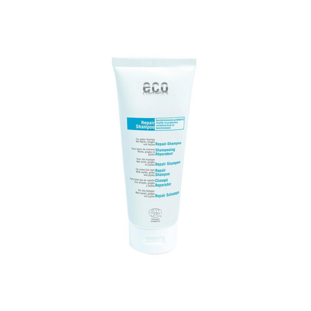 Eco Cosmetics Šampon regenerační myrta/ginkgo/jojoba 200 ml