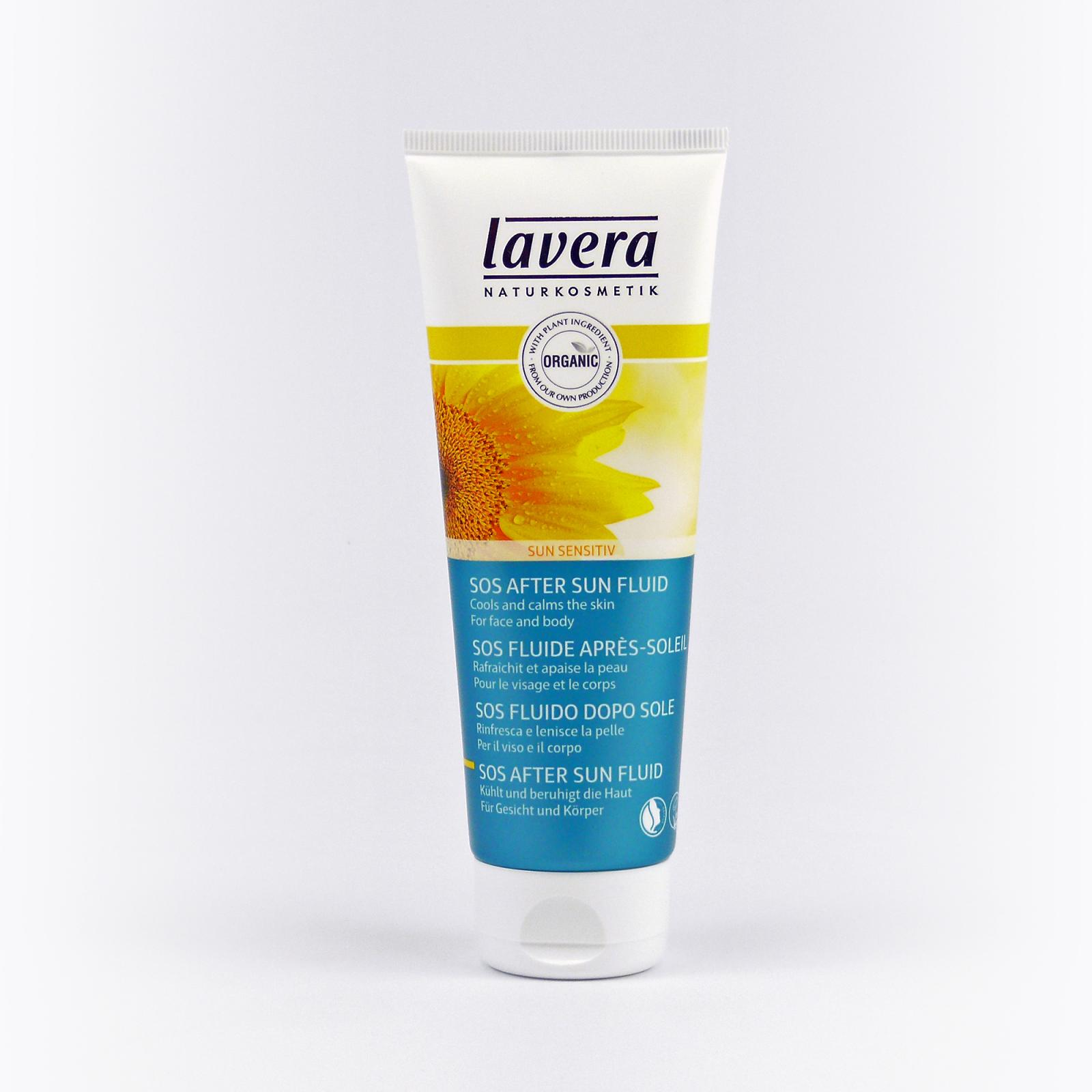Lavera SOS fluid po opalovaní, Sun Sensitive 100 ml