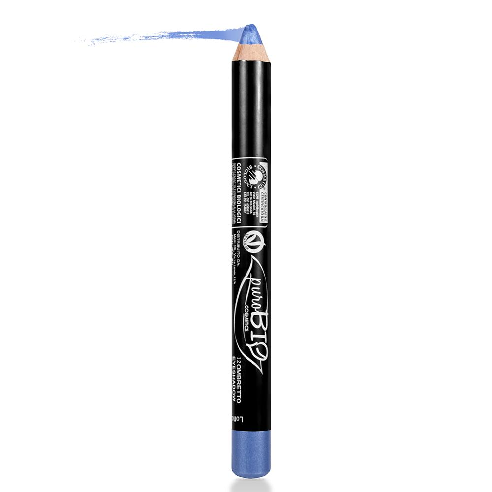 puroBIO cosmetics Oční stíny v tužce 12 Blue 2,3 g