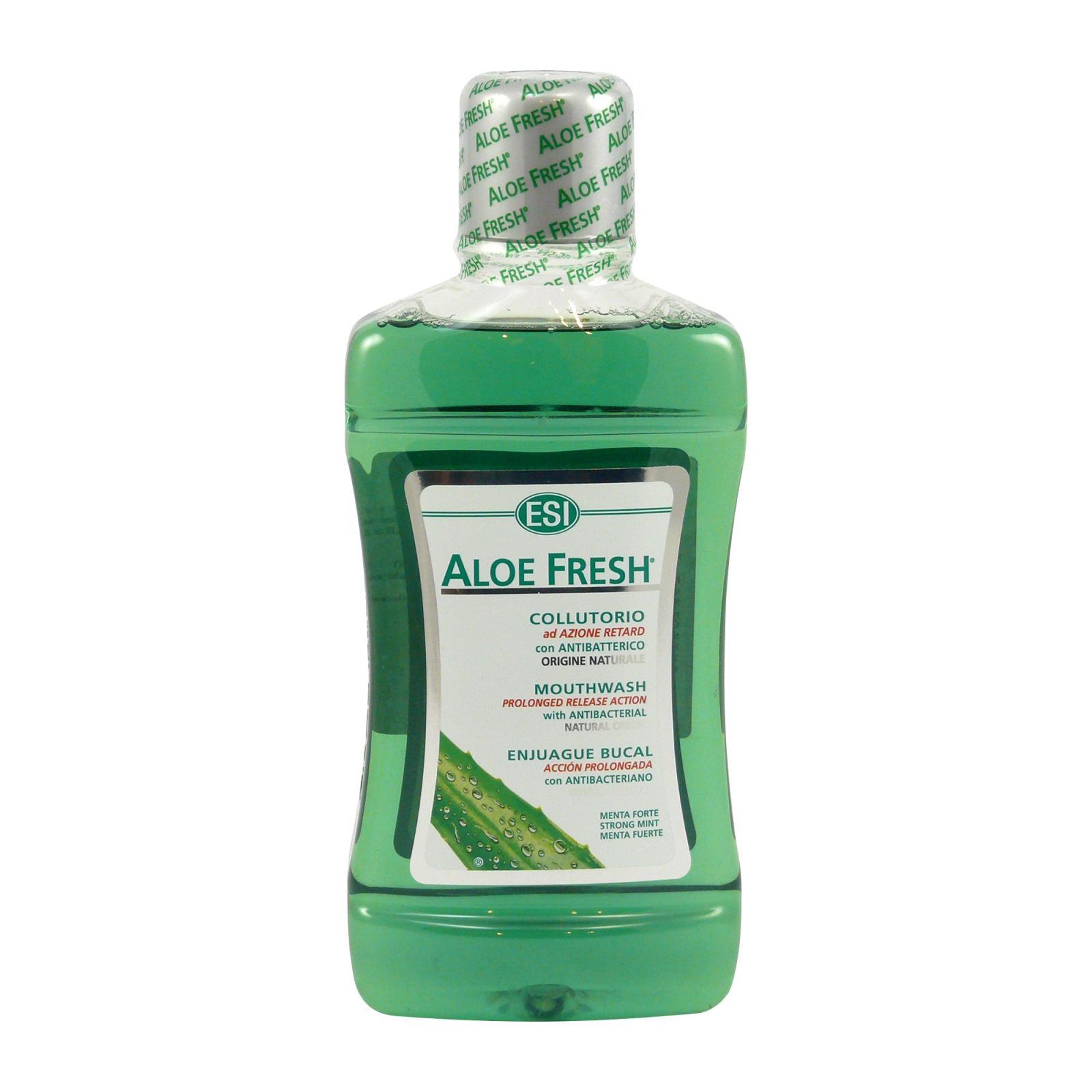 ESI Ústní voda, Aloe Fresh 500 ml