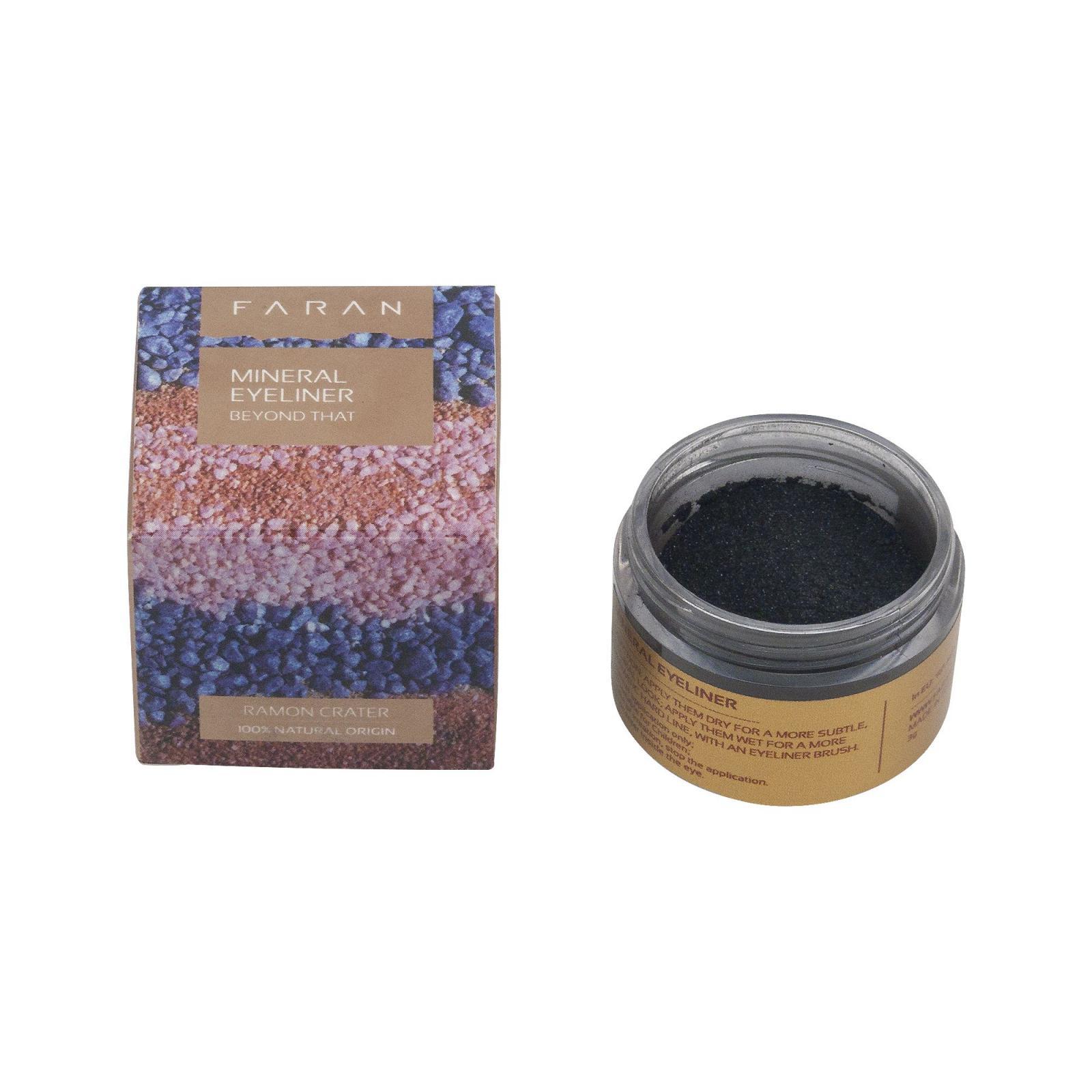 Faran Minerální oční linky, Beyond That Eyeliner 3 g, 15 ml