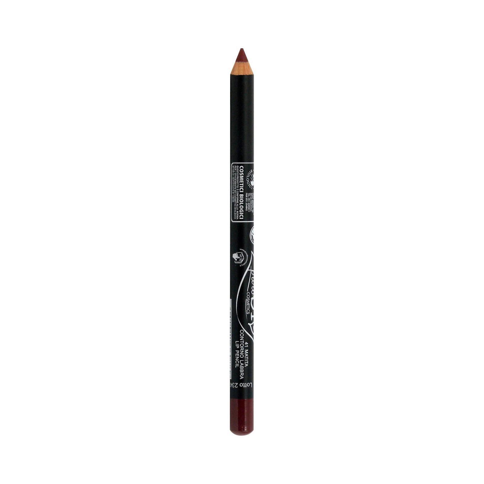 puroBIO cosmetics Konturovací tužka na rty 41 Purple 1,3 g