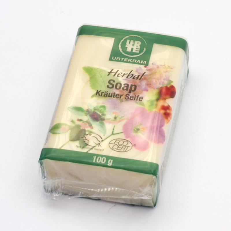 Urtekram Mýdlo bylinkové 100 g
