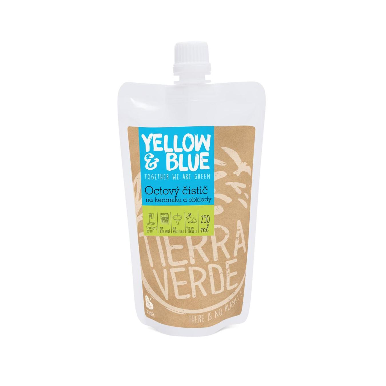 Yellow and Blue Octový čistič 250 ml