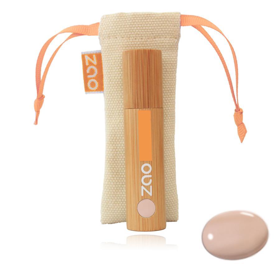 ZAO Tekutý rozjasňovač 721 Pinky 5 ml bambusový obal