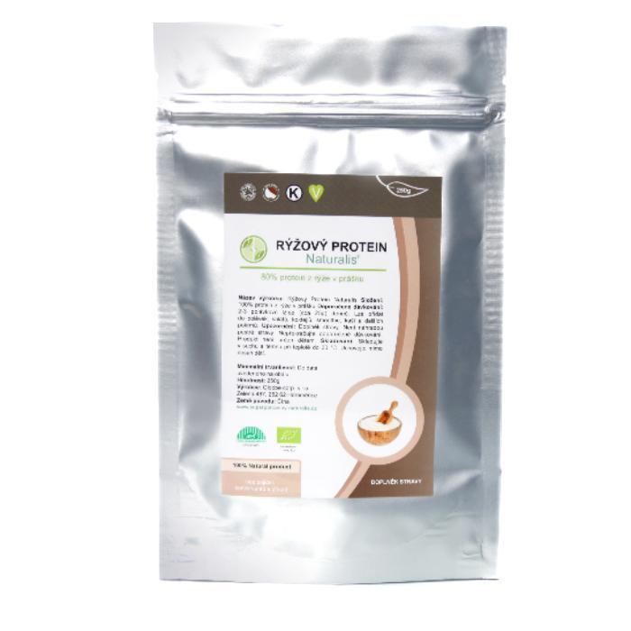 Naturalis Rýžový protein, bio 250 g