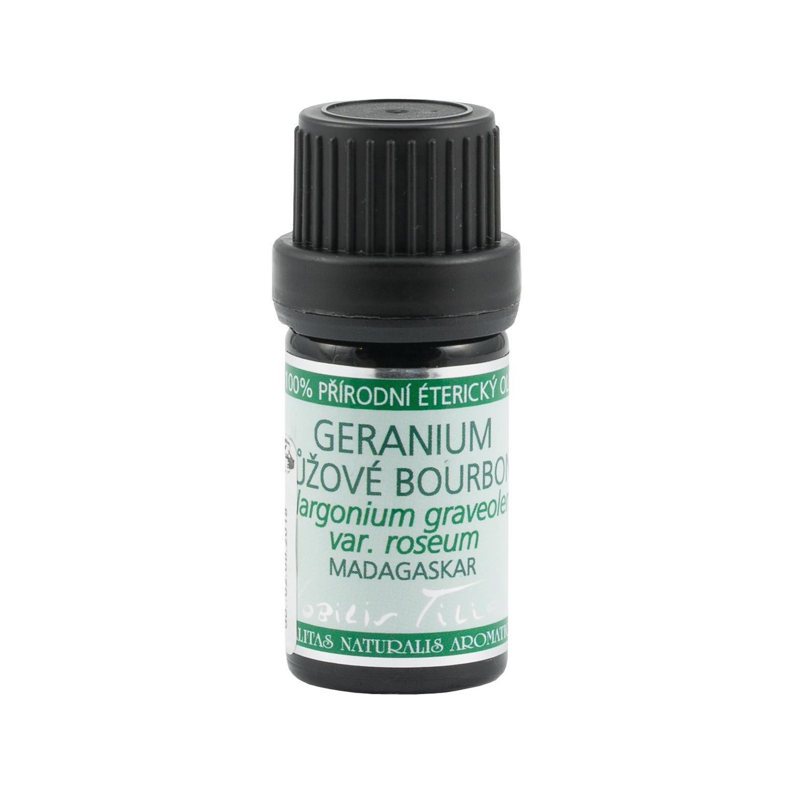 Nobilis Tilia Geranium růžové bourbon 5 ml