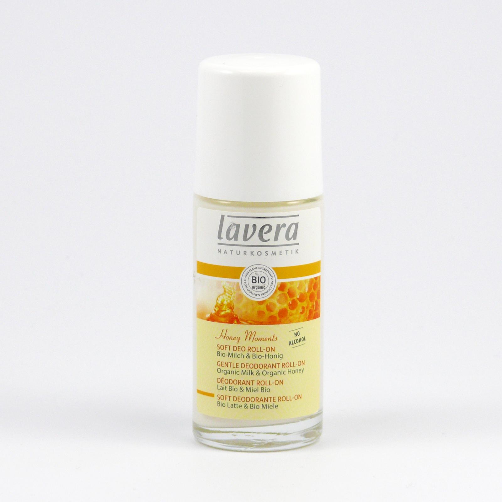 Lavera Deo kulička mléko a med, Body Spa 50 ml