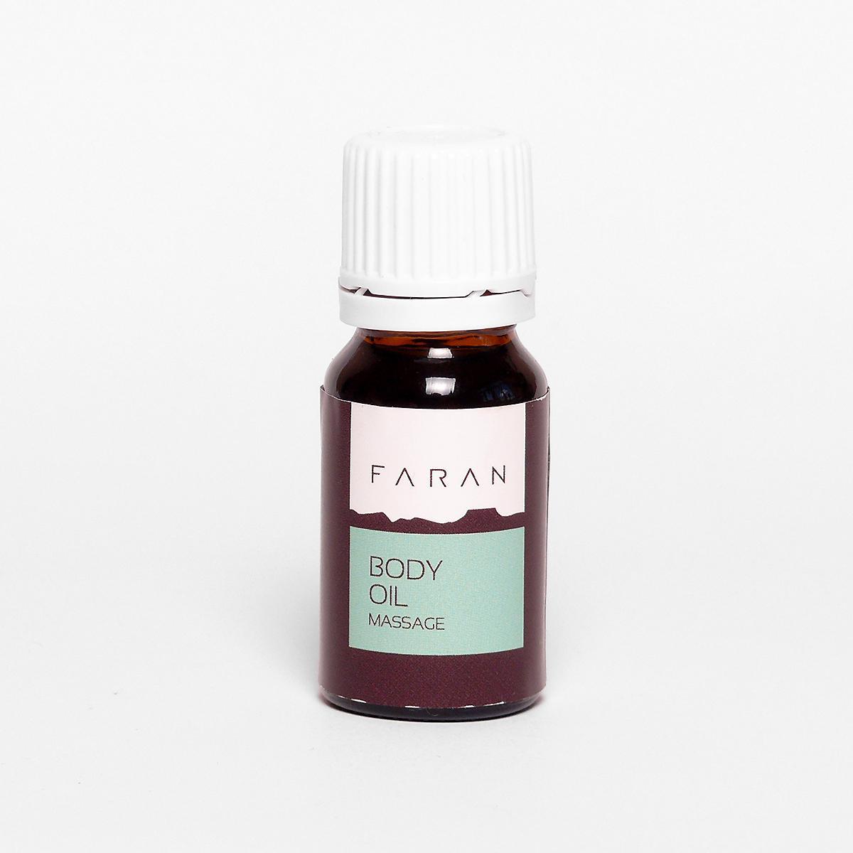 Faran Tělový olej Massage 10 ml