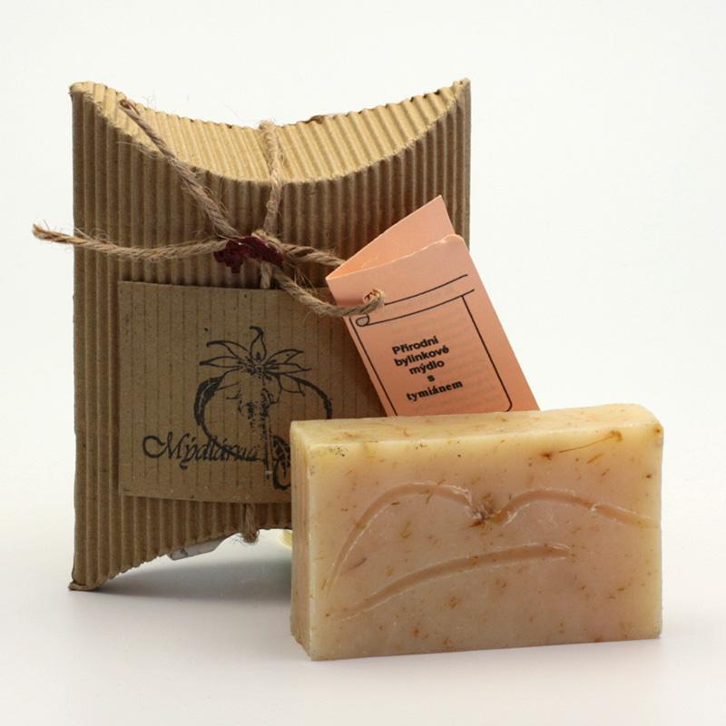 Mýdlárna Rubens Mýdlo povzbuzující bazalka, obal čočka 90 g