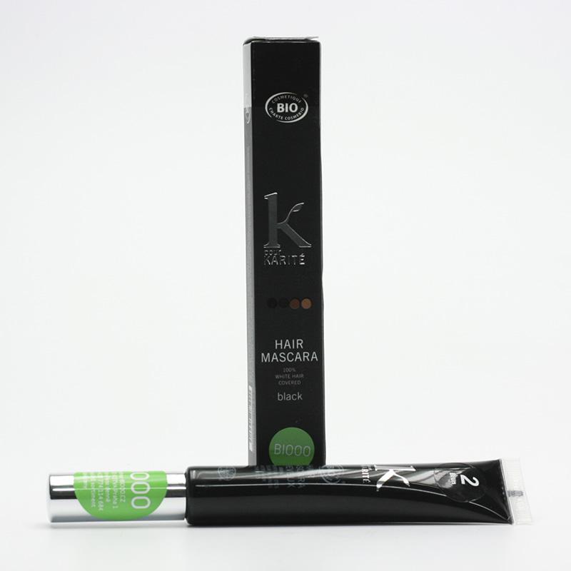K pour Karité Řasenka na vlasy, 2 černá 15 g