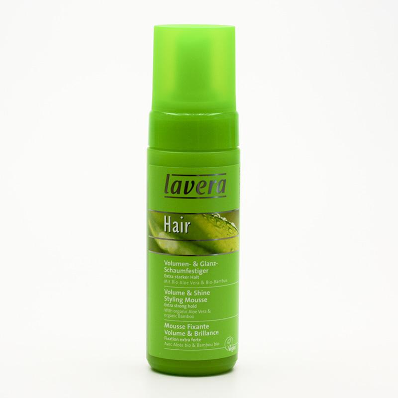 Lavera Pěnové tužidlo, Hair 150 ml