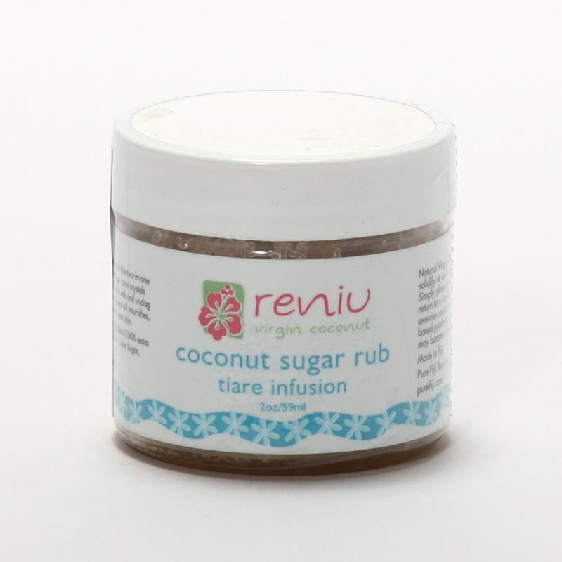 Reniu Fiji Peeling kokosový, gardénie 59 ml